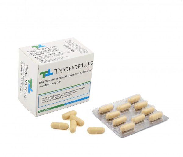 Trichoplus-Capsule-tablet